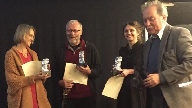 Un prix de poésie pour Michel Boudaud